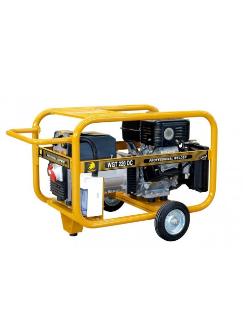 Motosoldadora generador Benza WGT 220 DC