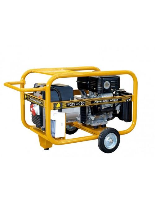 Motosoldadora generador Benza WGTS 220 DC