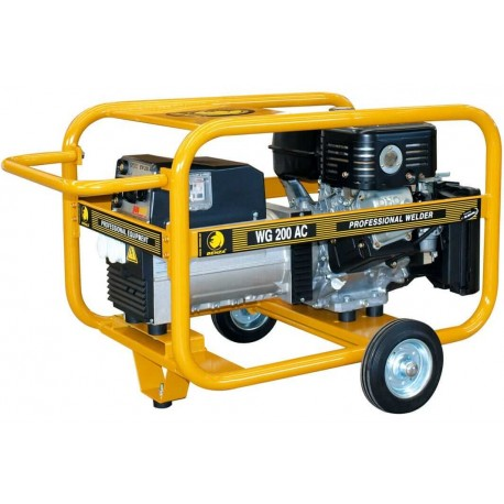 Motosoldadora generador Benza WG 200
