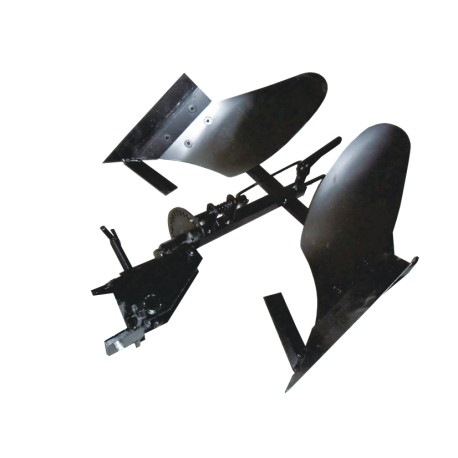 Doble vertedera BZT 1000R3
