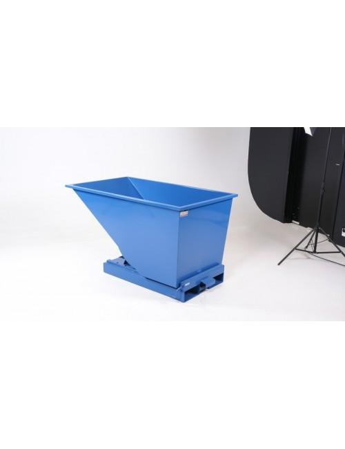 Contenedor basculante TIPPO 600 azul